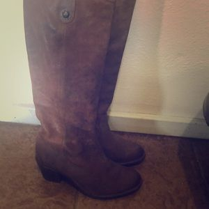 Frye boots- women's Jackie button boot